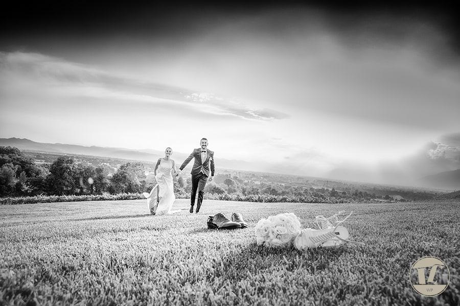 Reportage matrimonio Vicenza. Foto matrimonio presso Tenuta Le Forge. Fotografo matrimonio Veneto. Luca Fabbian