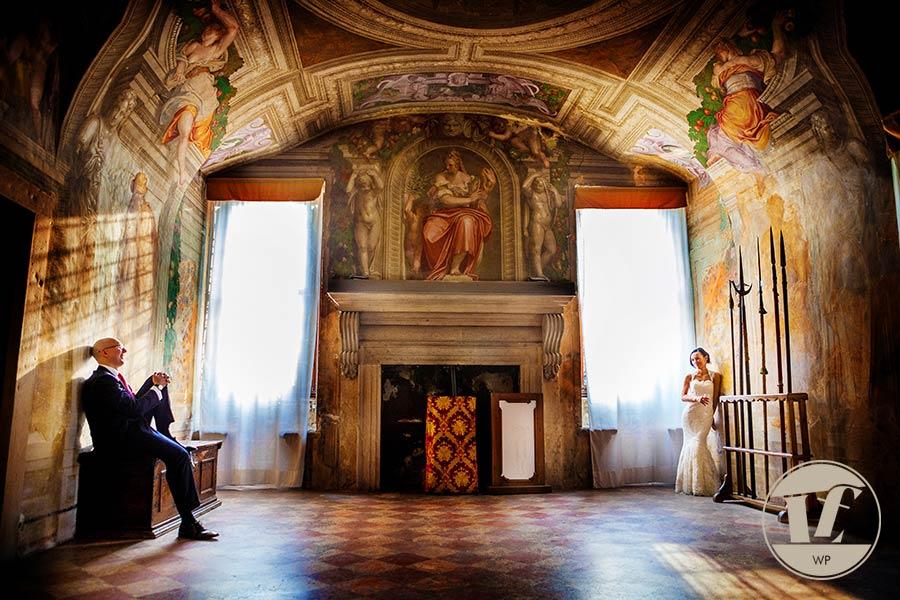 Matrimonio a Vicenza. Foto a Villa Godi Malinverni, Lugo di Vicenza. Luca Fabbian fotografo in Veneto