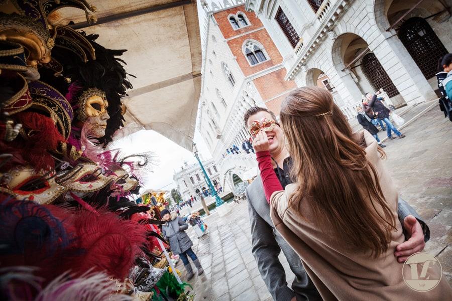 fotografo fidanzati venezia