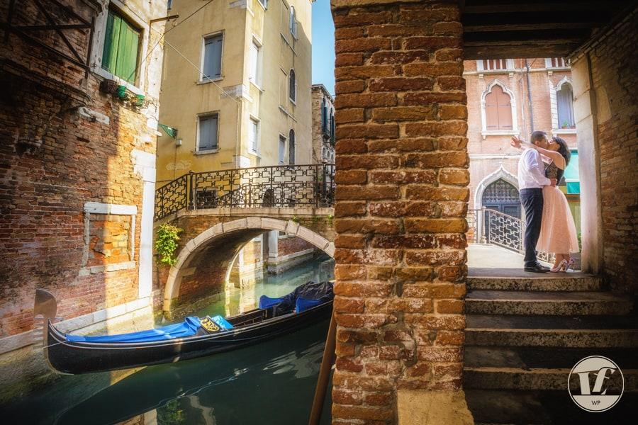 fotografo di coppia venezia