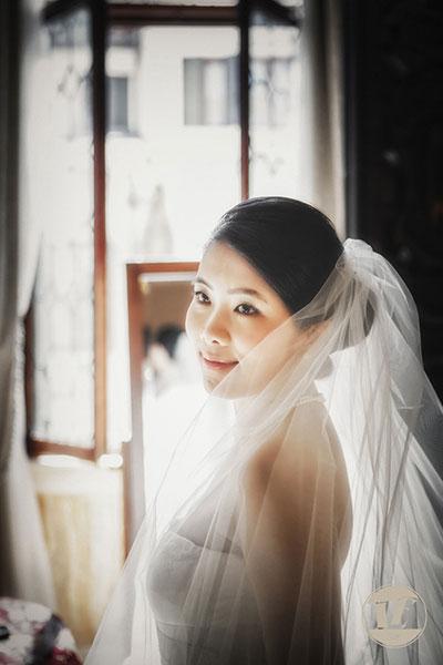 Fotografo matrimonio Venezia. Cà Sagredo