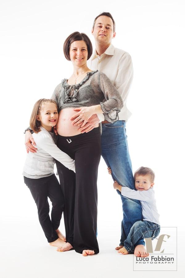 Fotografo Vicenza bambini e famiglie. Studio fotografico Luca Fabbian.