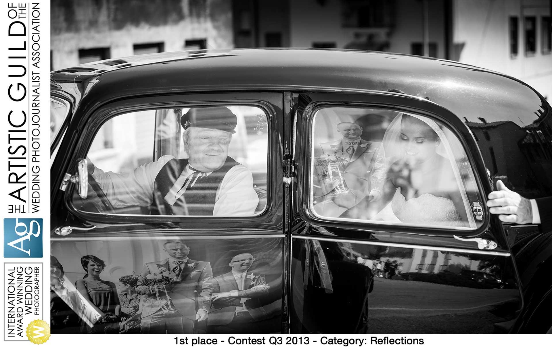 Premio fotografia matrimonio. Luca Fabbian fotografo Vicenza, Verona, Padova, Venezia