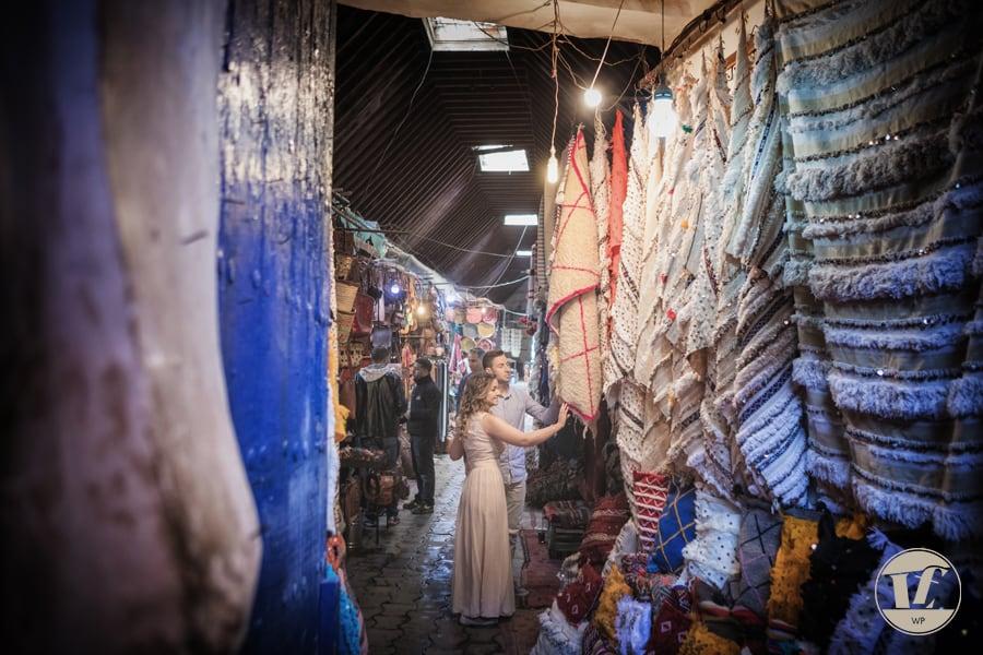 fotografia pre matrimoniale a Marrakesh