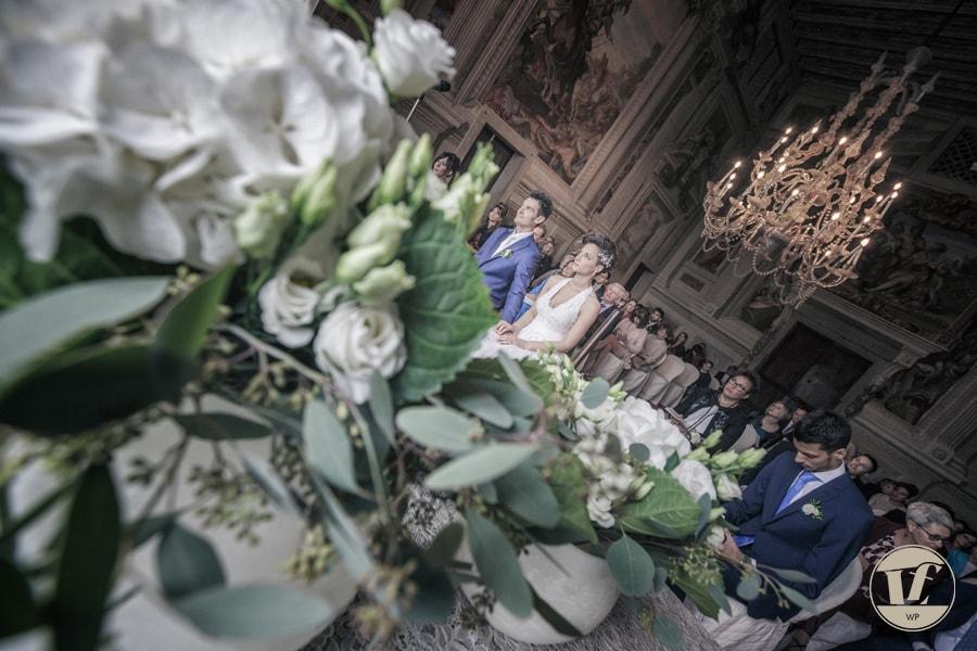 cerimonia matrimonio a Villa Godi Malinverni
