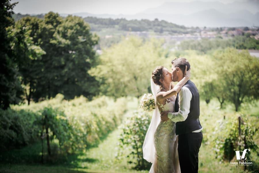 Fotografo matrimonio Marano Vicentino Sarcedo