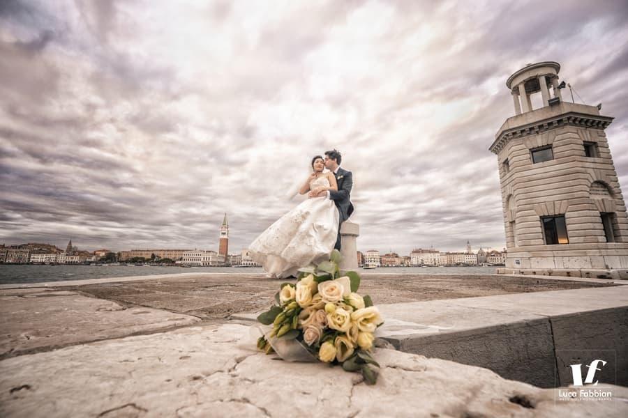 Luna di miele a Venezia - Servizio Fotografico