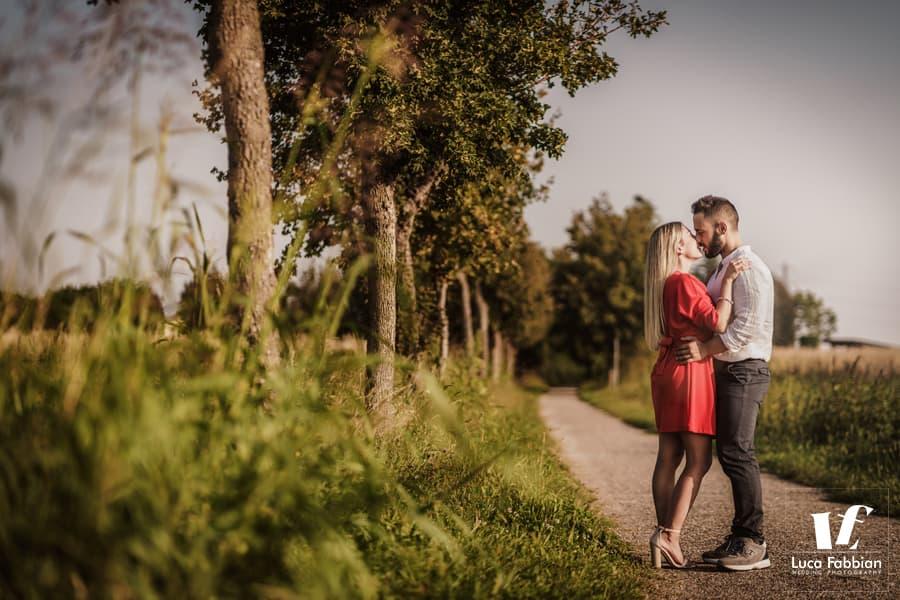 fotografia pre matrimonio a Schio, Vicenza