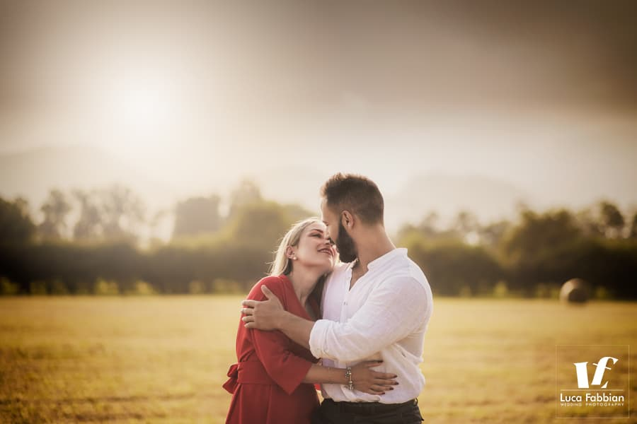 Luca Fabbian - fotografo pre matrimonio Vicenza