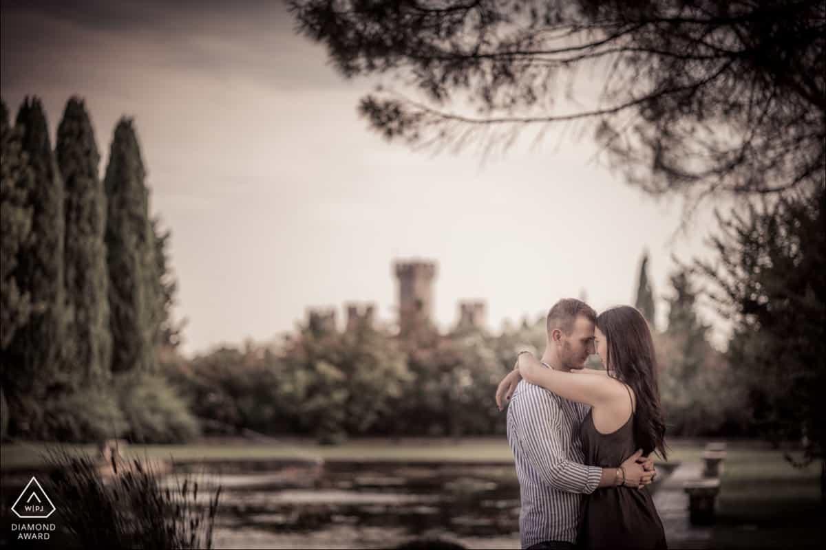 fotografo di coppia Verona