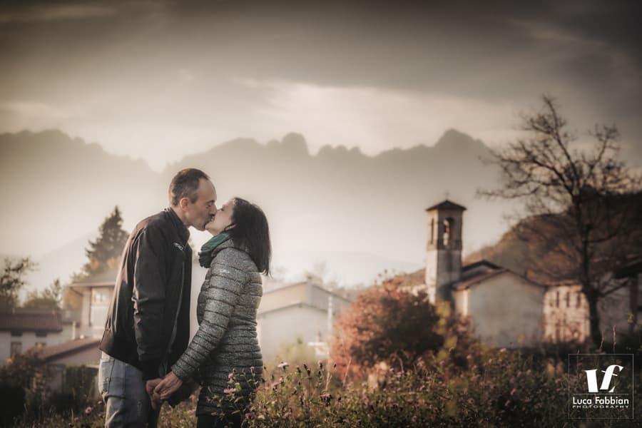 Luca Fabbian - fotografo per coppie Vicenza