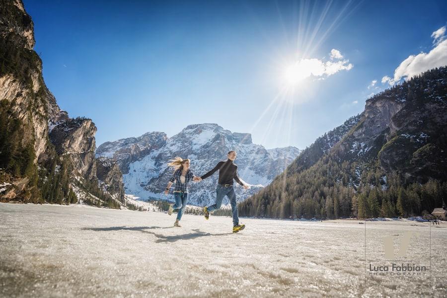Servizi fotografici per la coppia - Luca Fabbian fotografo in Trentino Alto Adige