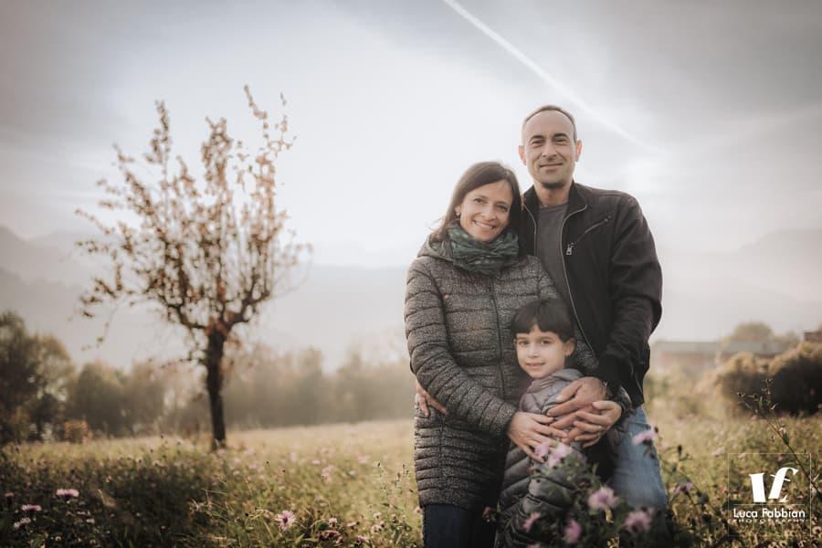 fotografo famiglia Vicenza