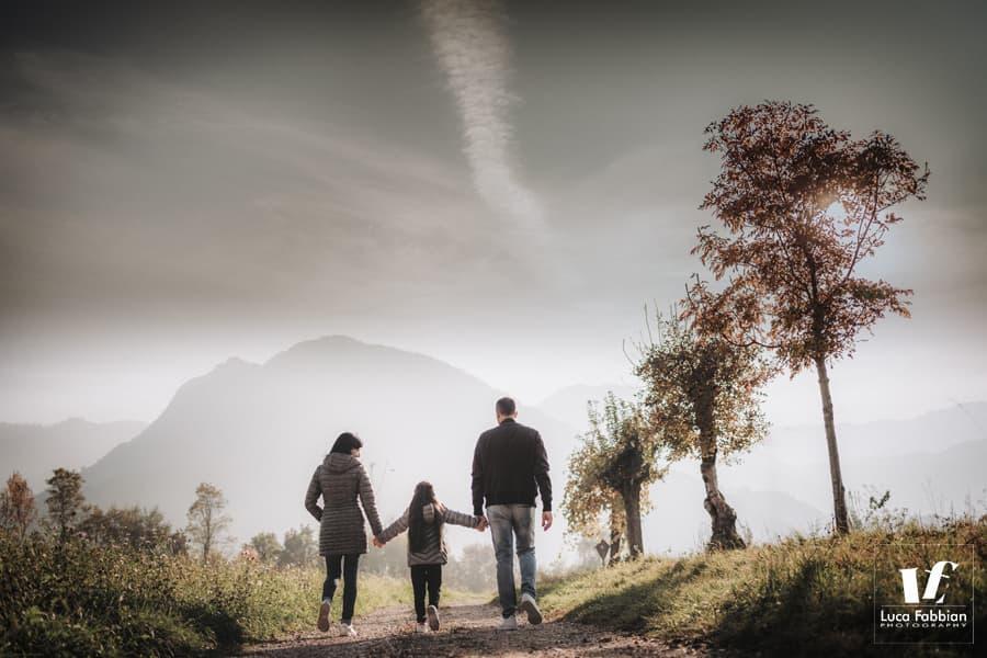 fotografo famiglia Vicenza - Luca Fabbian
