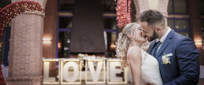 fotografia durante il ricevimento di matrimonio a Verona