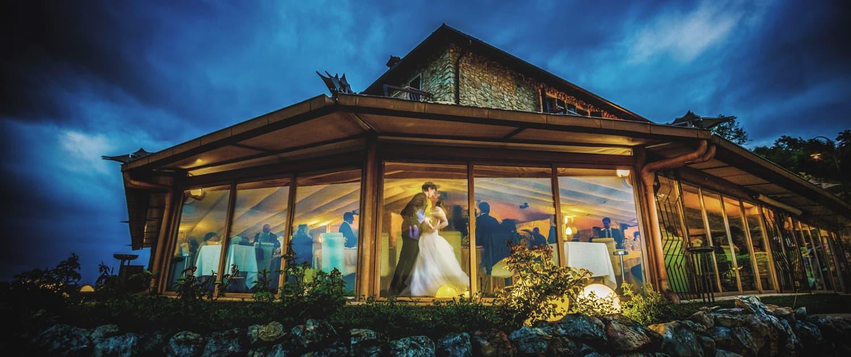 Casa degli Spiriti a Costermano sul Garda - Fotografia di matrimonio di Luca Fabbian
