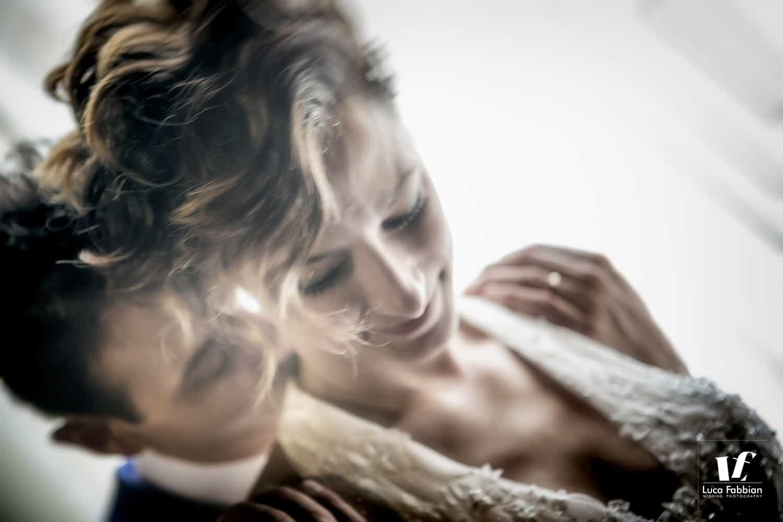 ritratto fotografico di matrimonio a Verona