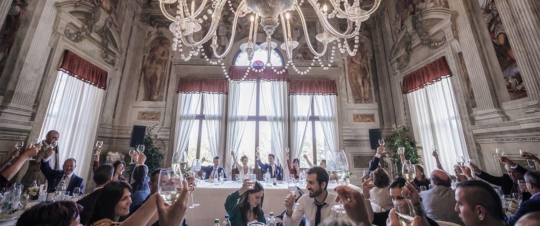 Banchetto di matrimonio Padova