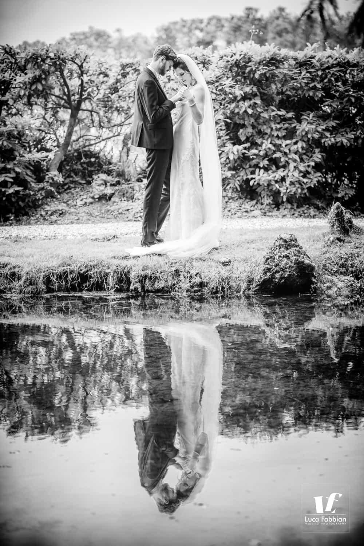 ritratto fotografico sposi matrimonio Padova