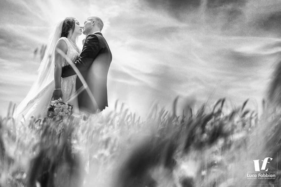 fotografia matrimonio nella campagna di Giavenale di Schio