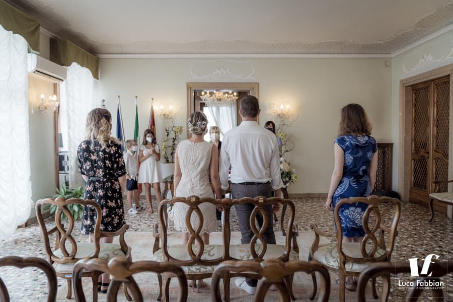 matrimonio Palazzo Cavalli Venezia