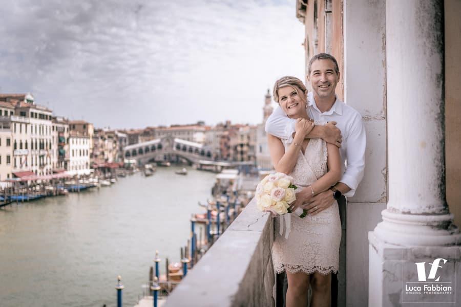 matrimonio canal grande venezia