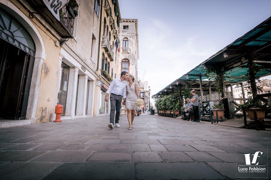 fotografia matrimonio Venezia