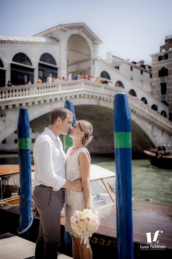 fotografia matrimonio intimo Venezia